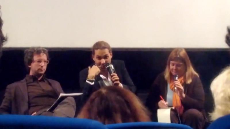 25.02.2014 - Conferenza Stampa - Il Violinista del Diavolo con DG / Daruma View
