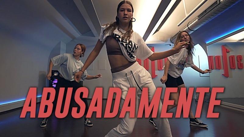 Mc Gustta e MC DG ABUSADAMENTE | Duc Anh Tran Choreography