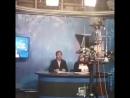 пробую себя на телеведущего