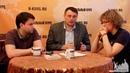 11 июля 2018г Е А Фёдоров в штабе редакции газеты Национальный Курс