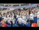 Динамо-Минск 2009 поддерживает зубров в Москве