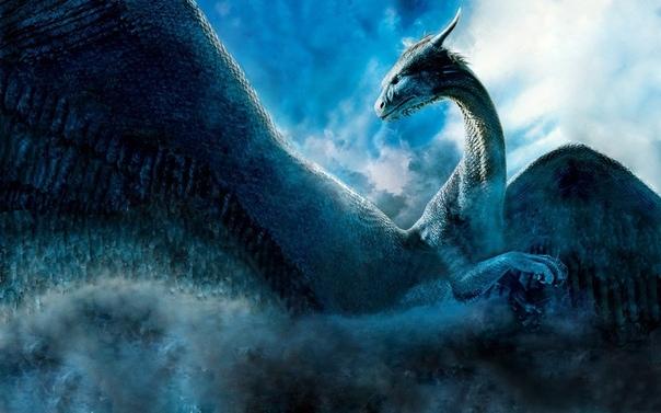 Сильные и мудрые драконы.