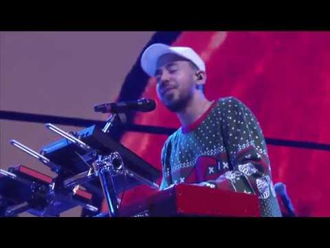 Mike Shinoda @ KROQ Absolut Almost Acoustic Christmas 2018 (Proshot - Full Show HD)