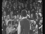 Большой детский хор (солист Серёжа Парамонов) - Песенка крокодила Гены (1972)