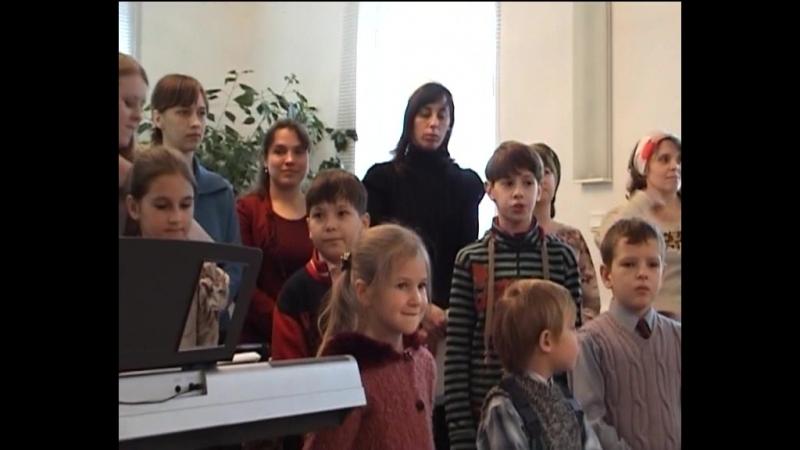 Рождество, 2010г, Россошь.
