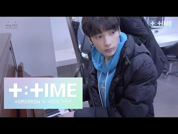 [T:TIME] [10.04.2019] HueningKai, The Soulful Pianist.