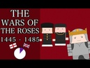 1461 - 1483 гг. - Централизация Франции Луи XI на фоне войны роз в Англии