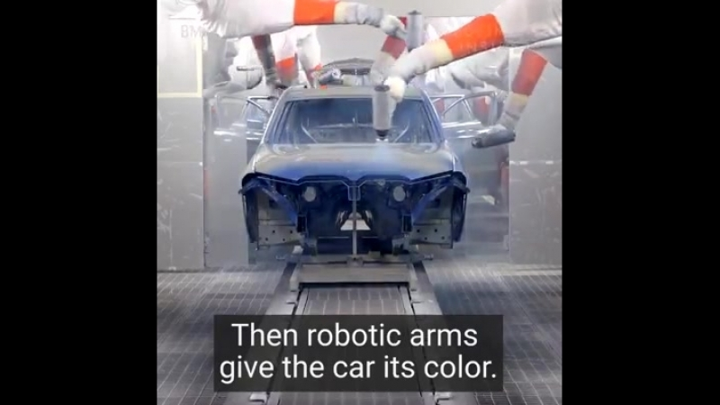 How the BMW X3, X5, and X6 are made