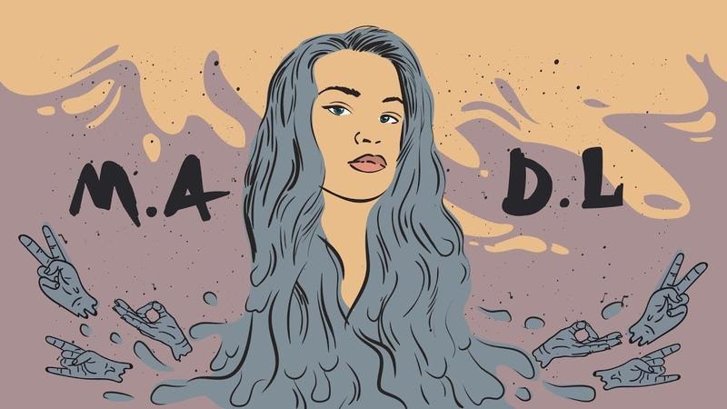 Miss Baas - M.A.D.L. (Music A De Language) official lyrics video