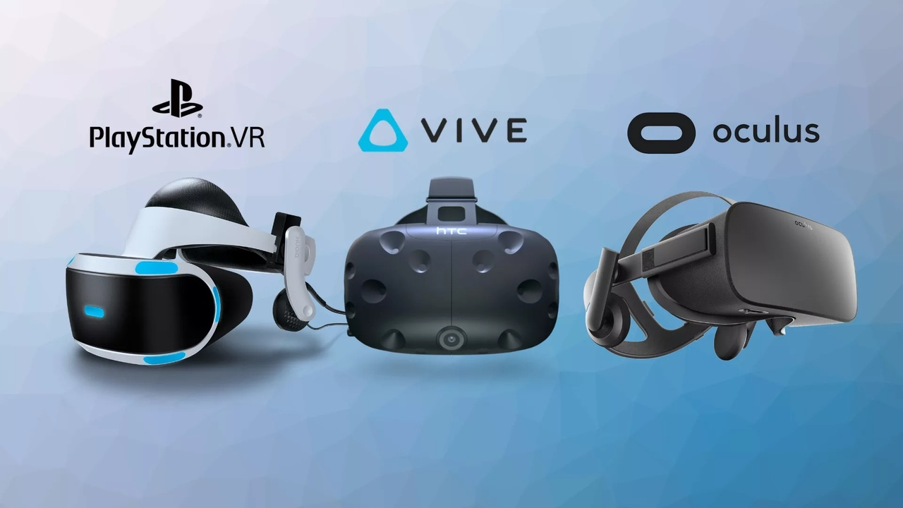 Oculus rift с Sony ps vr
