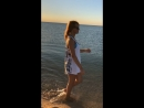 Sunset 🌅 Azerbaijan 🇦🇿 Пляж 🏖 Бильге ☝️