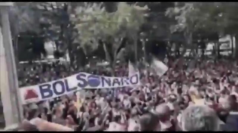 Bolsonaro, um Heroi Brasileiro!