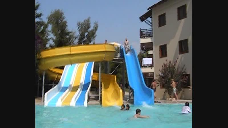 Отдых с друзьями в Турции 2 августа 2010г.