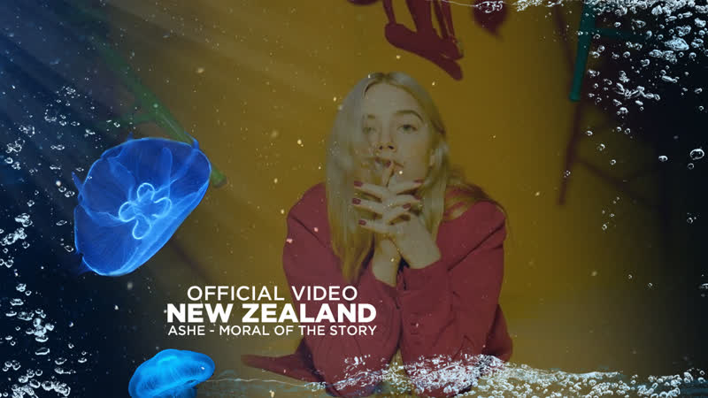 New Zealand - Ashe - Moral of the Story - Official Video - World Music Festival 4