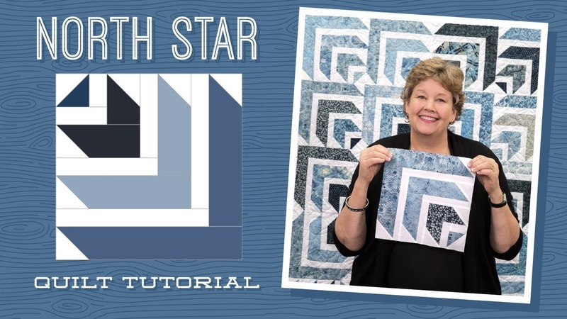 Make a North Star Quilt with Jenny!