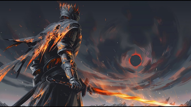 Dark Souls 3 с фантомом 13 Братья немощные, узурпация огня, минус фрида