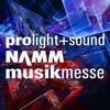 NAMM Musikmesse и Prolight + Sound NAMM