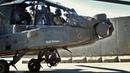 M230 chain gun follows the head movement of AH-64 Apache gunner (Hyper - Spoler (Original Mix))