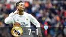 🔥 Реал Мадрид - Сельта 7-1 - Обзор Матча Чемпионата Испании 05/03/2016 HD 🔥