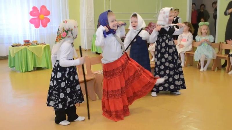 Смешная сценка на празднике Бабушки старушки праздник 8 МАРТА