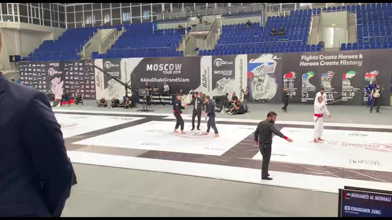 2 Валерий Круглов ABU DHABI GRAND SLAM JIU-JITSU WORLD TOUR 2019-2020 - MOSCOW