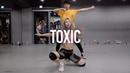 Toxic Britney Spears Mina Myoung X Gosh Choreography