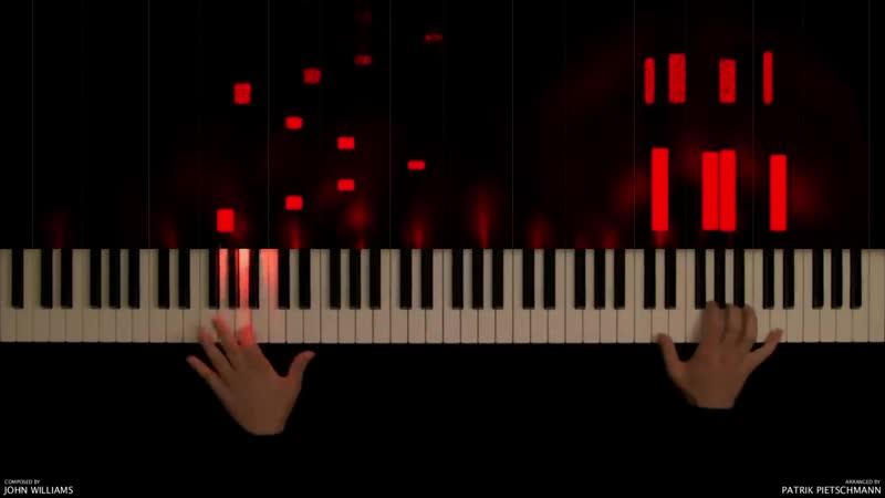 Jurassic Park - Main Theme (Piano Version)