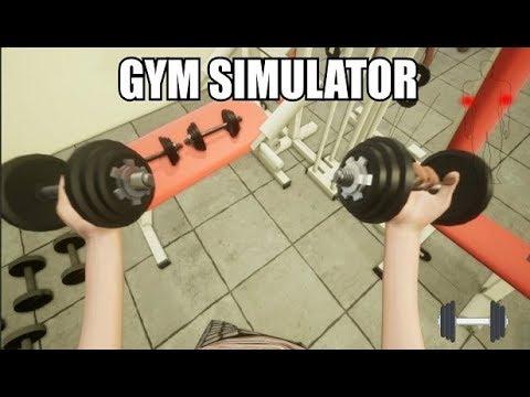 Gym Simulator WIP 0.01
