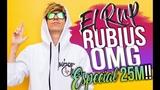 EL RAP DEL RUBIUS OMG!! KRONNO ZOMBER FT. TheFatRat &amp Nery ESPECIAL 25 MILLONES!