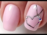 18 Valentine's Day Nail Art Designs 2019 The Best Nail Art Tutorials Compilation