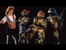 Черепашки-ниндзя 1990 Живов VHS