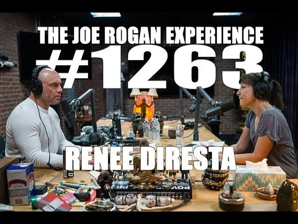 Joe Rogan Experience 1263 - Renée DiResta