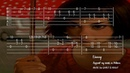 Yann Tiersen - La Valse dAmelie Full Acoustic Guitar Tab by Ebunny Fingerstyle How to Play
