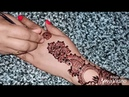 2019 Latest Mehndi Design _ Simple Mehndi Design - Mehndi Designs for hand 2020