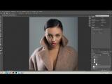 Adobe photoshop. Светотень. Добавляем объем лицу
