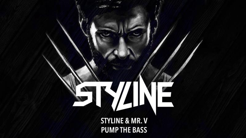 Styline Mr. V - Pump The Bass