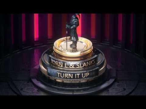 Jorn L Slanks - Turn It Up