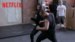 Marvel's Iron Fist: Season 2 | Building an Epic Fight Sequence | Netflix