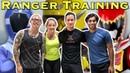 Power Ranger Training feat Brennan Mejia Jackie Scislowski Mike Chat