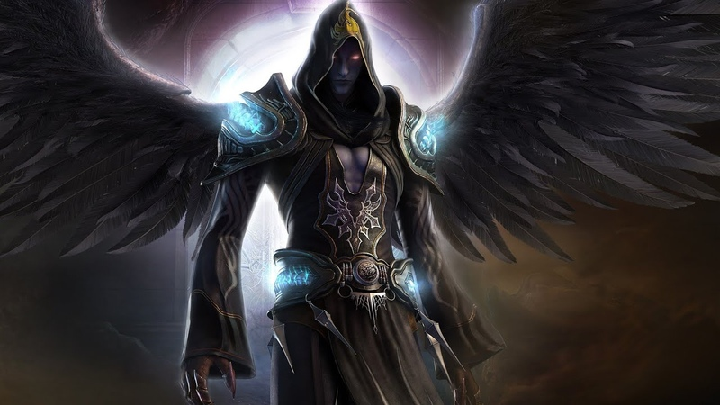 Легенда о Вампире клан LUX ЧеБарашки