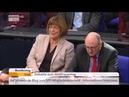 Phoenix - Bundestag (CDU, AfD): Offene Grenzen und Frauenrechte in Deutschland? Nur Gender GaGa