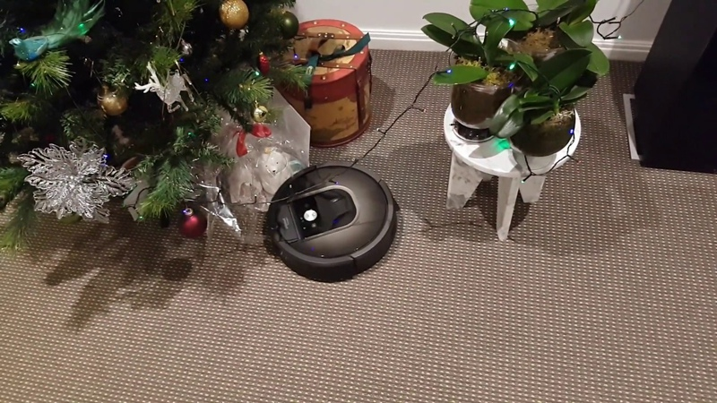 New Year's gift - Roomba