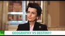 GEOGRAPHY VS DESTINY? ft. NINO BURJANADZE, FORMER ACTING PRESIDENT OF GEORGIA.