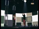 Танцы: Юля Гаффарова и Мигель