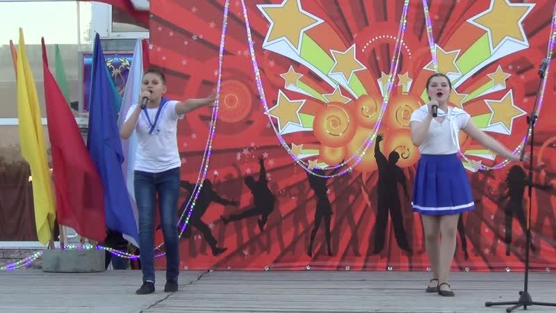 Юля Михайлова Никита Борисов Морская песенка