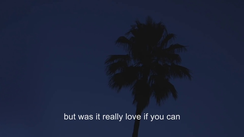 LANY - Thick And Thin (lyric video)