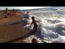 Тёмушка в волнах