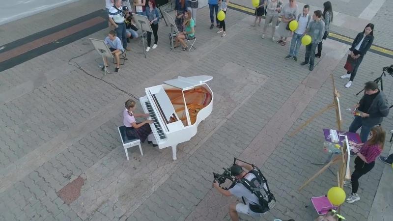 «Классика у Ратуши с velcom» в Витебске