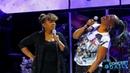Anita Baker Regina Belle perform You Bring Me Joy at Capital Jazz Fest 2018