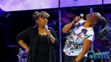 Anita Baker &amp Regina Belle perform